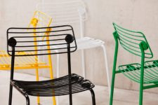 03 The chairs are comfortable and stylish and will easily fit a contemporary interior