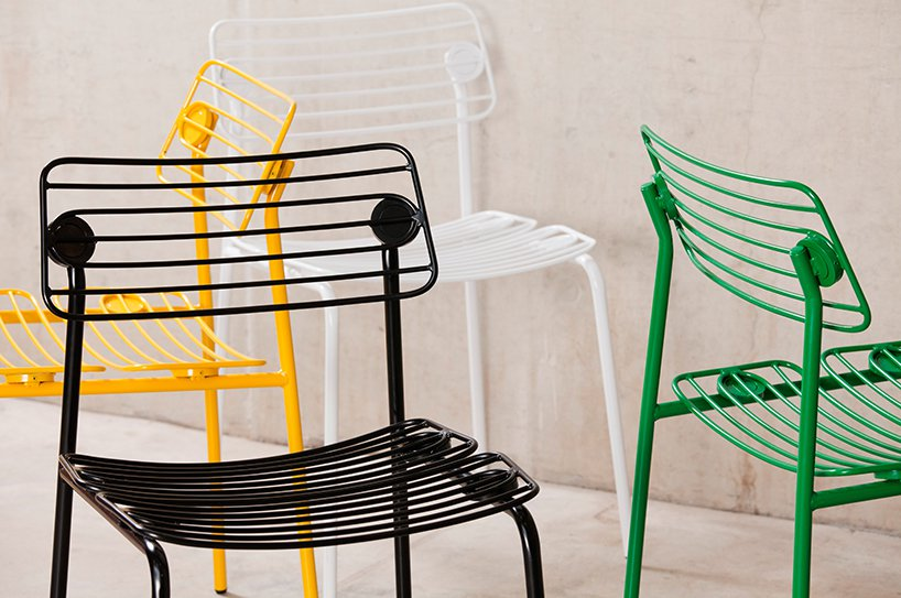 The chairs are comfortable and stylish and will easily fit a contemporary interior