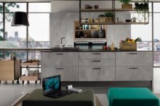 04 Etna represents laminate, concrete and a modernand a bit industrial look