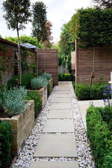 zoned garden design