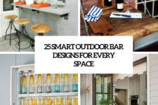 25 smart outdoor bar ideas for every space cover