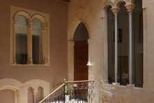 01 This gorgeous home was built by a Genoa pirate in Mallorca in the 16th century and has recently been renovated for the new owners