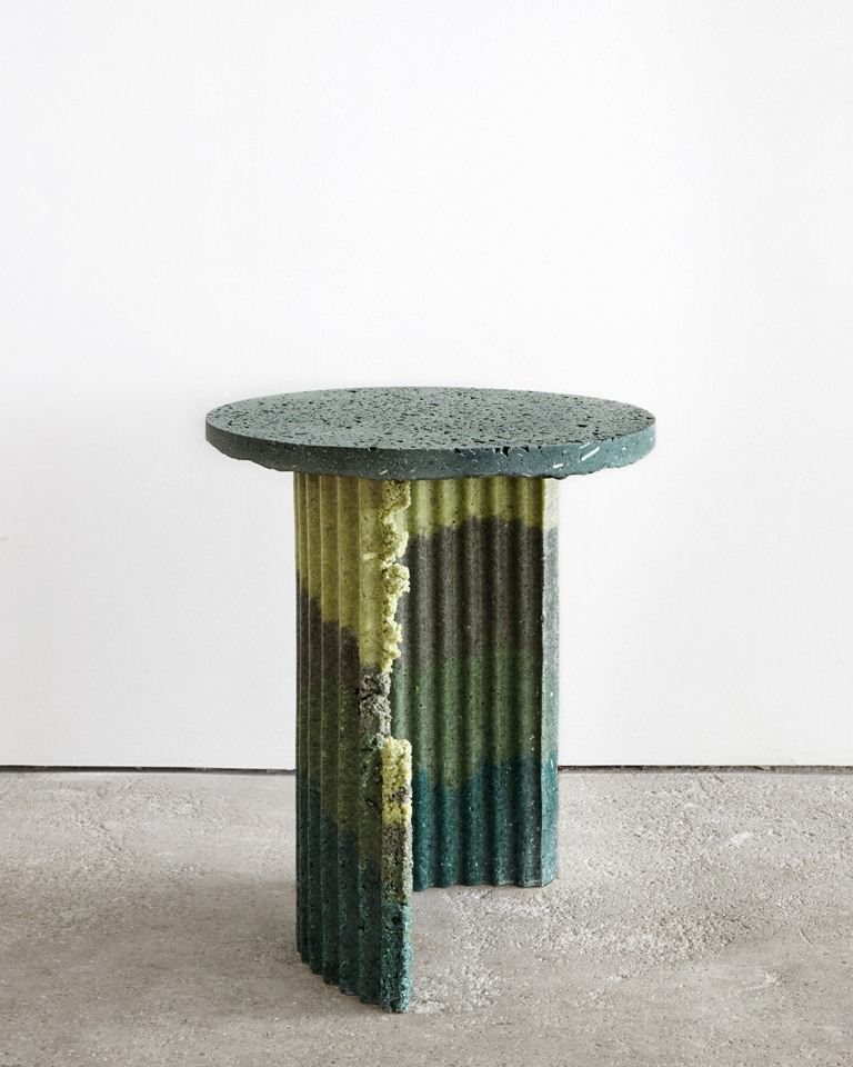 There are tables, stools, accessories and vessels to use for a bold touch to your decor