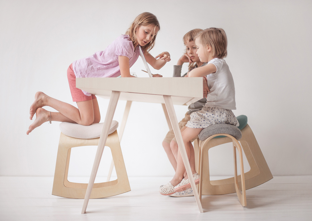 The chair is great not only for working but for any other activities too