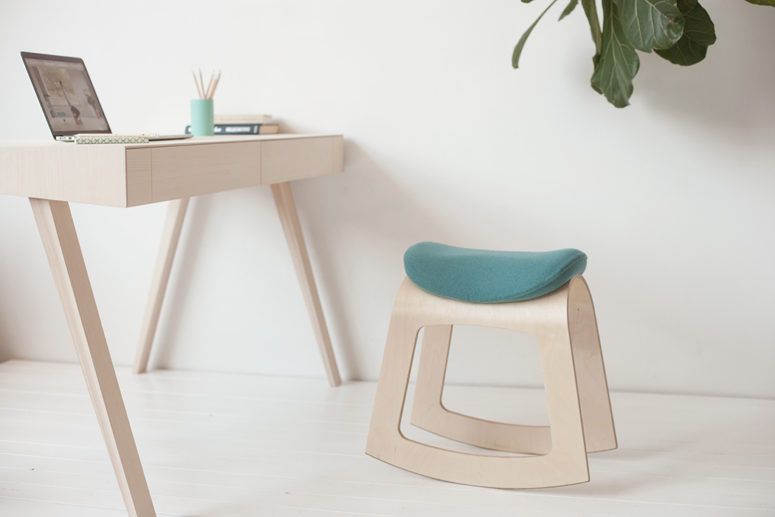 Get a couple of these chairs for your home and feel the balance