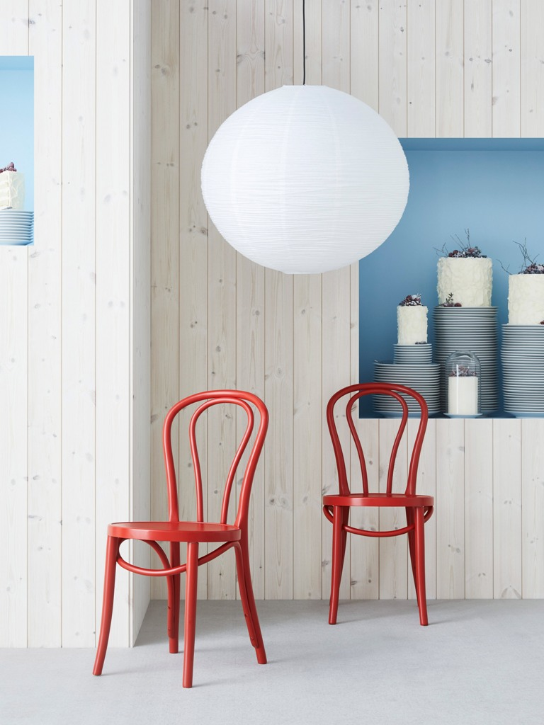 Choose any decade and design you like and get one more timeless piece from famous IKEA