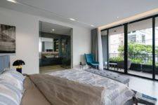 08 The bedrooms have access to balconies and terraces to enjoy nature