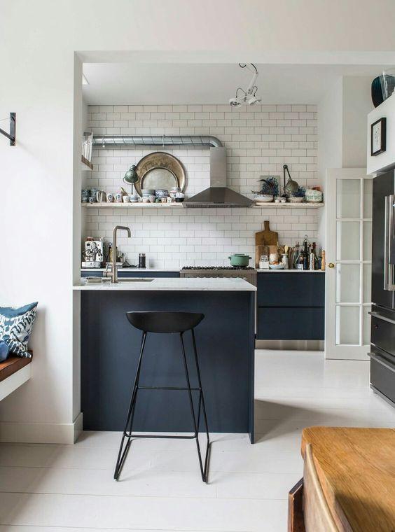 25 Mini Kitchen Island Ideas For Small Spaces