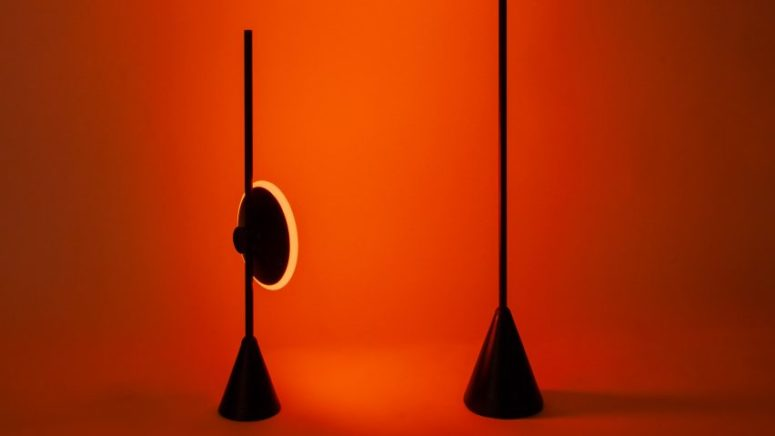 Dawn To Dusk lamps imitate the sunrise and sunset and let your regulate the intensity of color and its shade