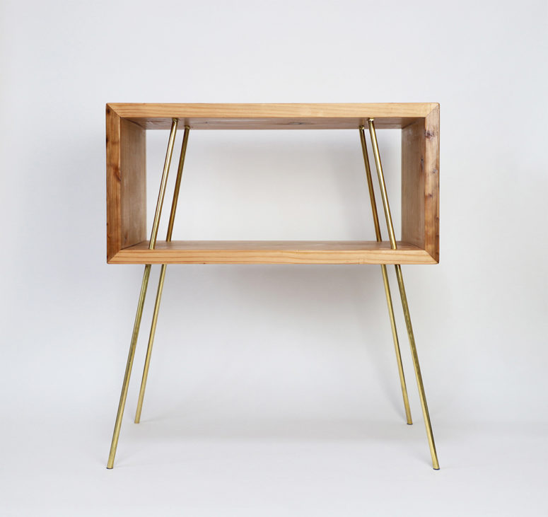 Simple Yet Genius TEN Side Table