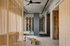 01 This gorgeous Taiwanese residence is done with wabi-sabi aesthetics and traditional Japanese features