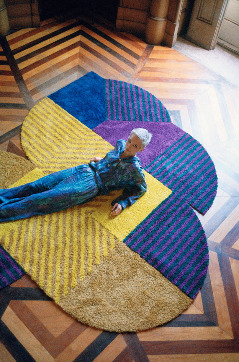 new colorful ikea rugs