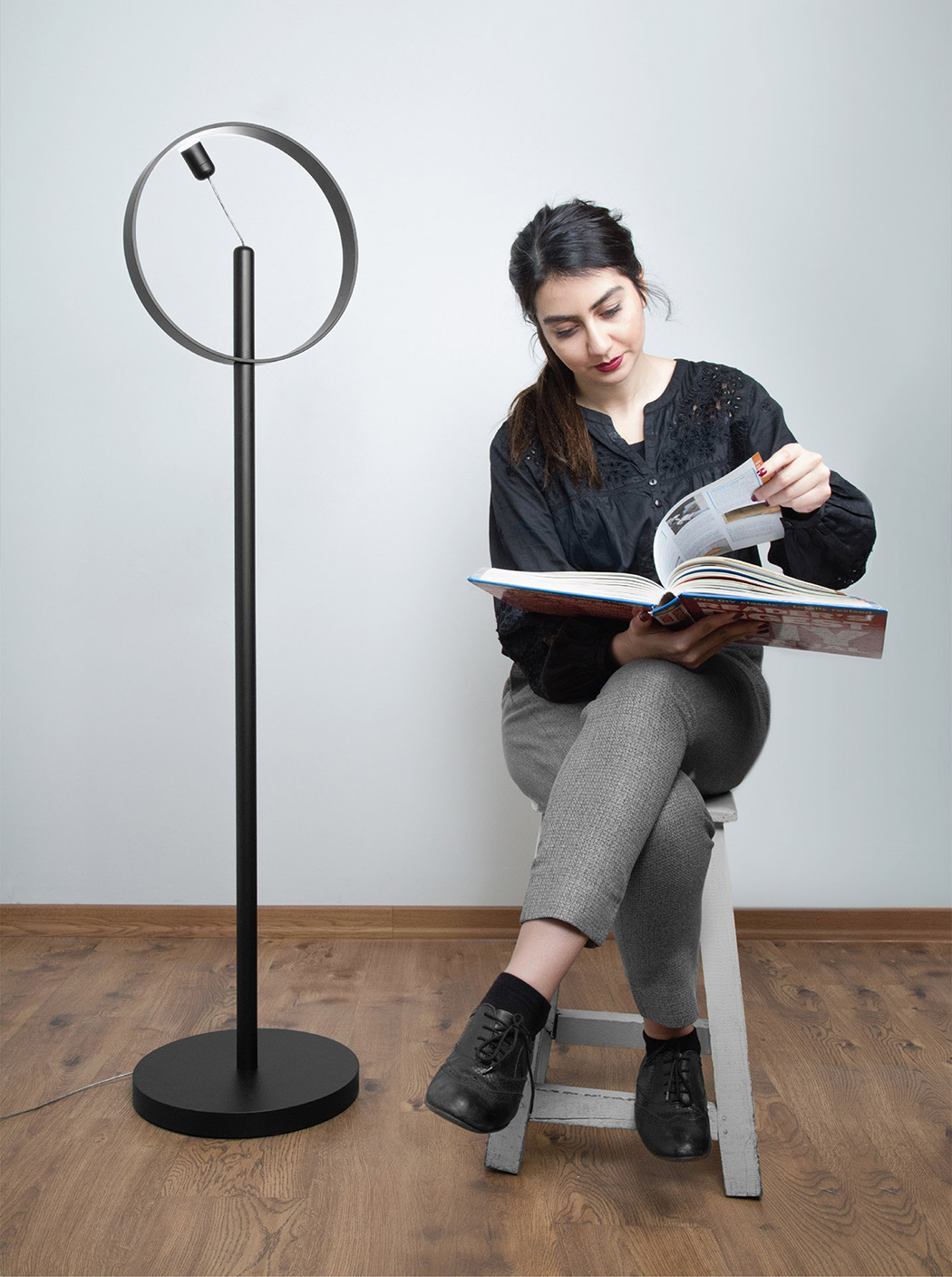lamp that could become a statement in any space