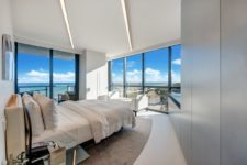 bedroom design with a daybed