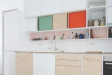 08 color blocking can be easily incorporated with drawers or compartment doors in various bold colors