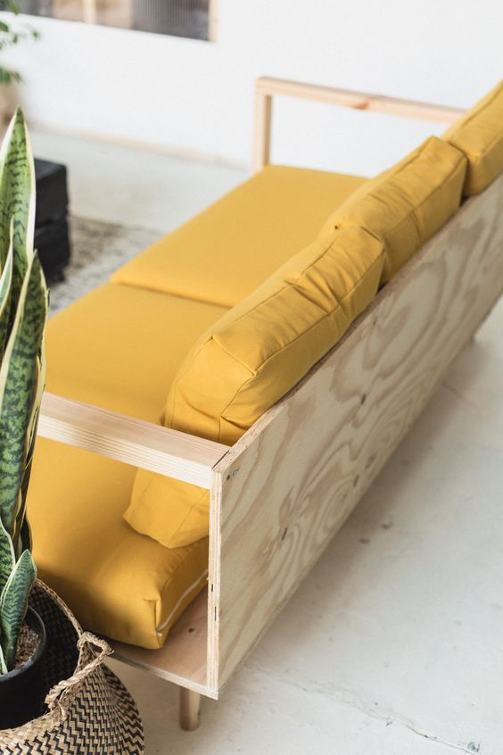 diy furniture for a new home