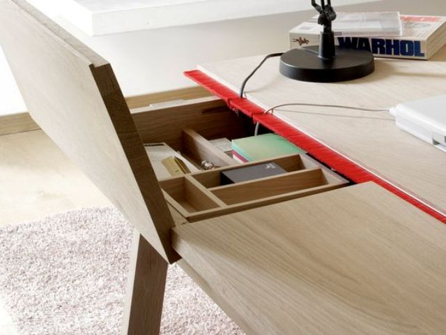go for various smart solutions to hide your cords if you have lots of them