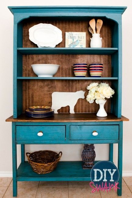 renovate an old furniture piece, such projects are always easier than usual ones