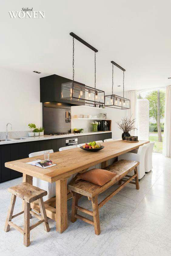 25 Stylish And Functional Eat In Kitchen Ideas Digsdigs