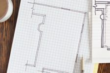 17 draw and make detailed plans before you start renovating, it's very important to follow the plan