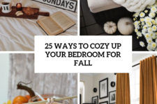 25 ways to cozy up your bedroom for fall cover
