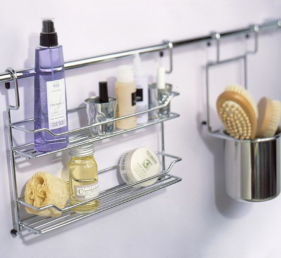 comfy shower caddies are what you need to save space and add comfort