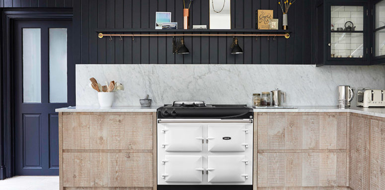 Gorgeous AGA 3Series Of Iconic Ovens