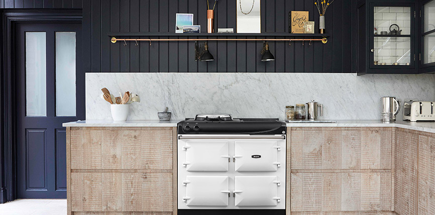 AGA 3 Series by AGA is a gorgeous series of iconic ovens and hotplates