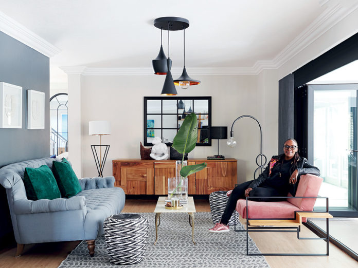 Vibrant Joburg Home Of A Furniture Designer