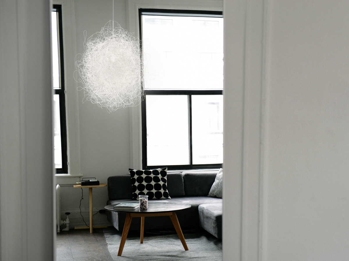 Its ethereal look wows at once and will add a quirky and whimsy touch to your space
