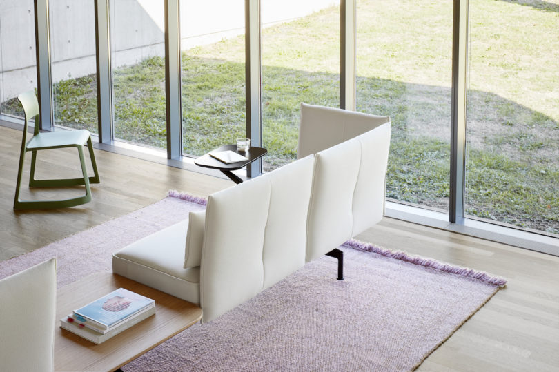 Such a  workspace can be integrated into any room, everywhere you have enough space for it