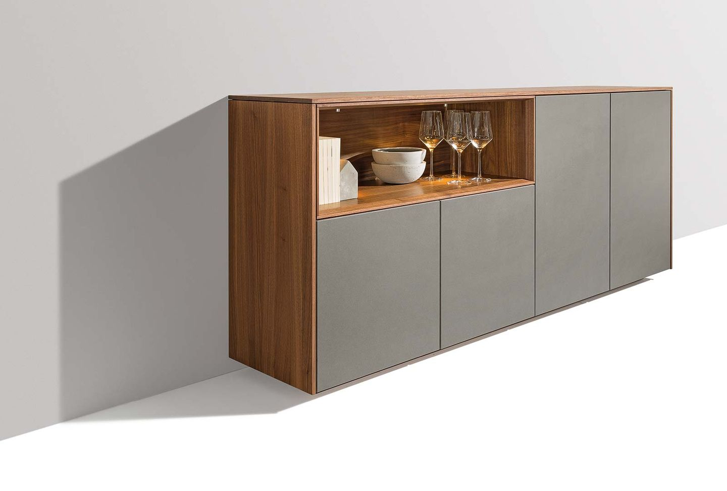 Choose your perfect Filigno, it will feature practicality and durability and quietness
