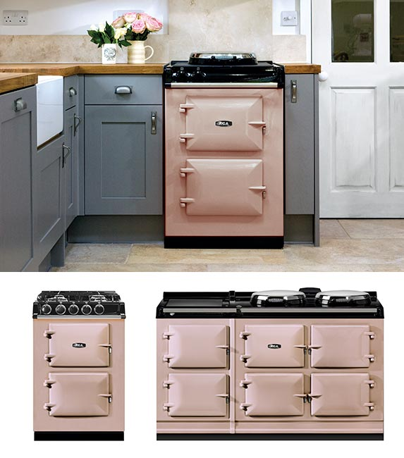 There's also a smaller version available for tiny kitchens, they are sure to fit in