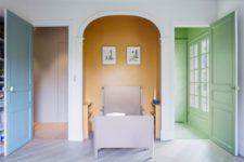 colorful additions are great for kids rooms