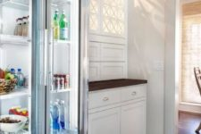 05 if you wanna keep your fridge organized and in perfect order buy a glass door fridge and you'll have inspiration