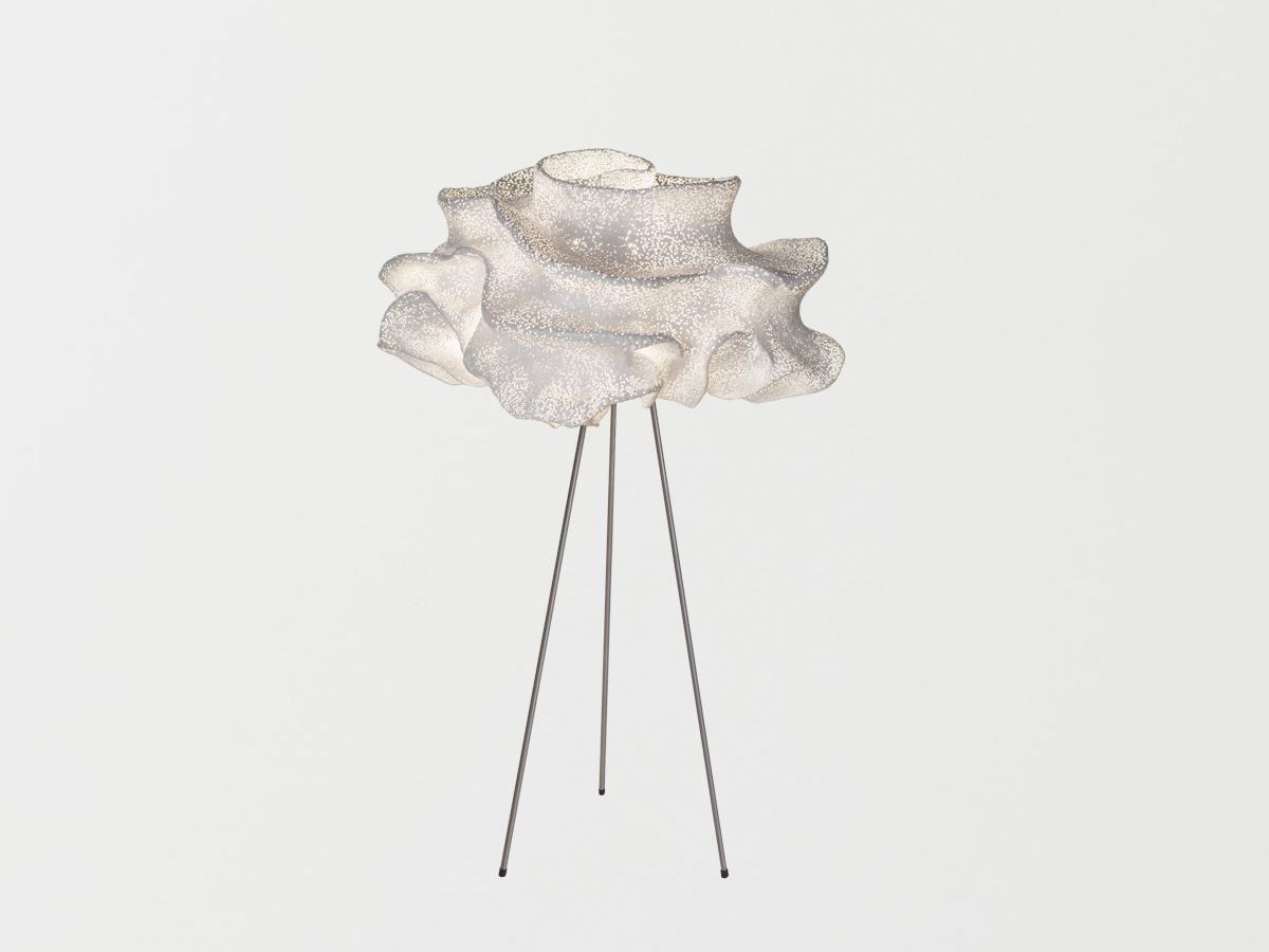 cloud a like floor lamp