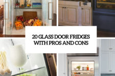 20 glas door fridges with pros and cons cover