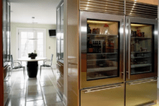 21 such fridges come with a high price, and it may be too much for you