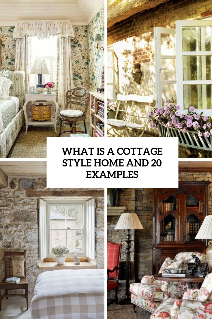 what is a cottage style home and 20 examples cover