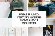 what is a mid-century modern home and 25 examples cover