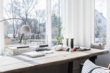 02 a  view is a must for a home office, it will inspire you, make you feel relaxed when necessary and will connect you to outdoors