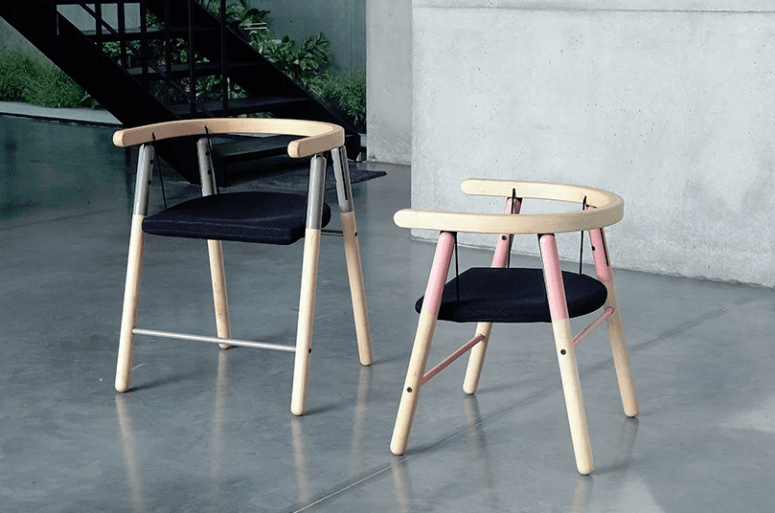 Ika's non-fixed seat not only allows kids to move, but encourages constant rocking and bouncing