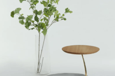 stylish side table design