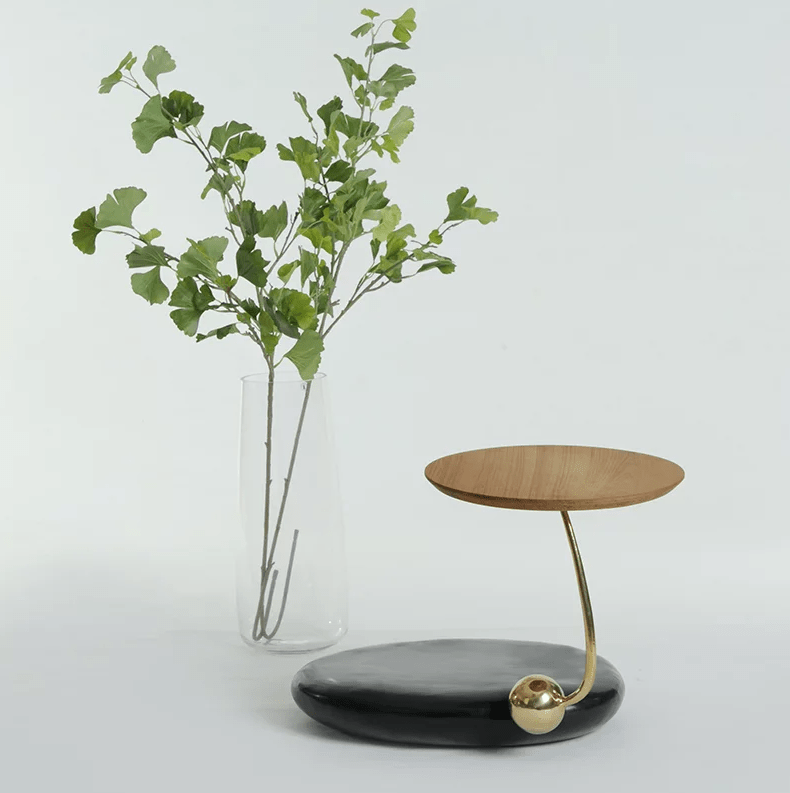 stylish side table design