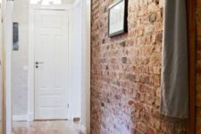 11 expose your brick walls wherver you have them, they are a great decor feature of industrial style