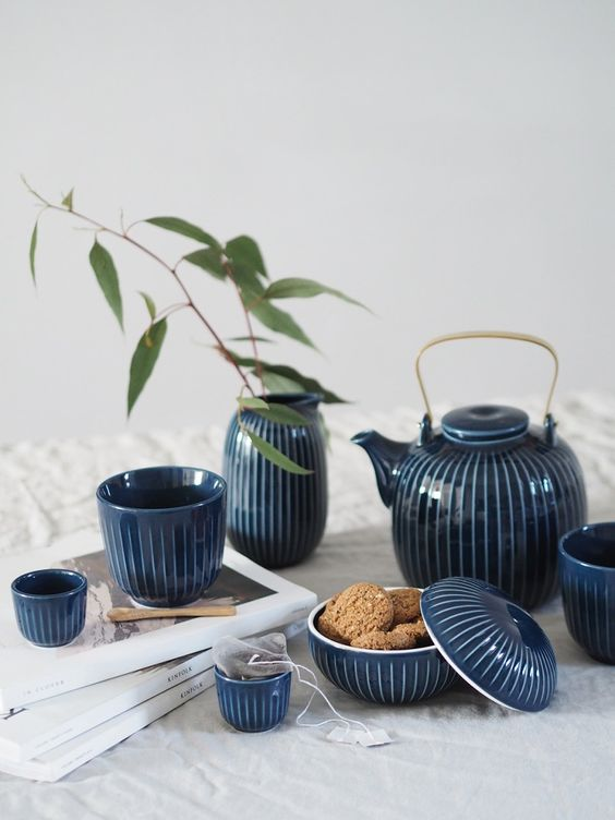 proper dishware will finish off your kitchen look and make every meal and coffee break perfect