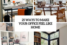 25 ways to make your office feel like home cover