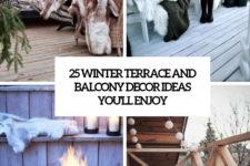 25 winter terrace and balcony decor ideas you'll enjoy cover