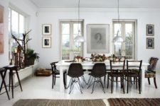 01 This cool Danish home is a traditional Scandinavian dwelling decorated for Christmas