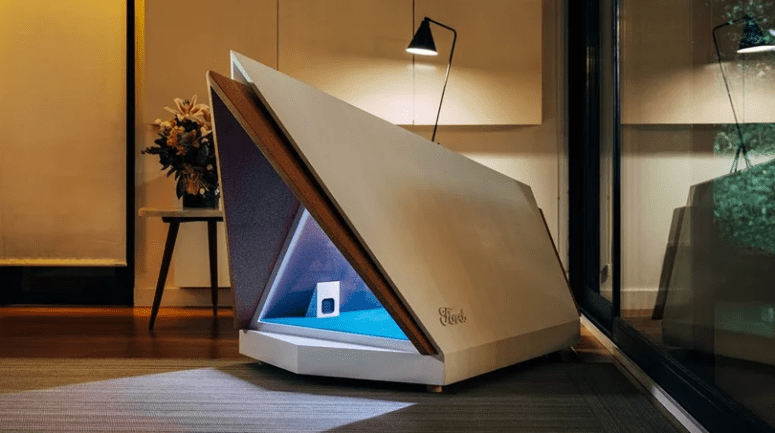 Noise-Cancelling Dog House By Ford